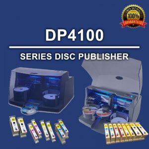 Primera DP4100 Series Disk Publisher